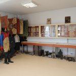 Ekspozycja zbiorów Izby Regionalnej w nowej siedzibie - Szkole Podstawowej nr 1 przy ul. Mściszewskiej 10