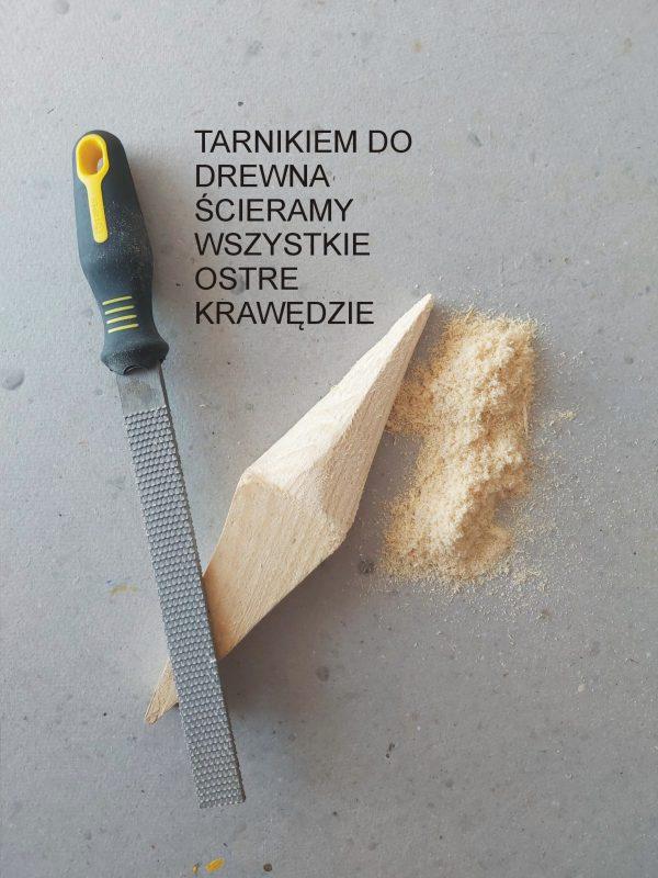Tarnik do drewna