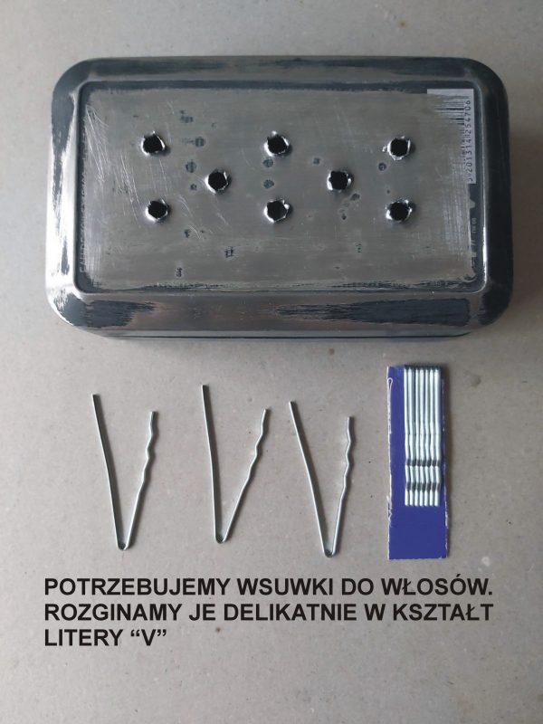 Metalowa puszka