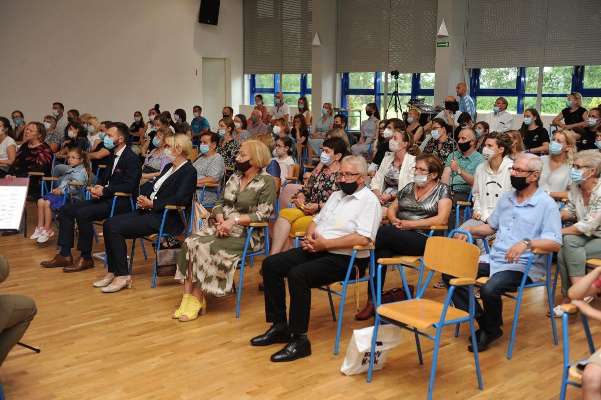 Publiczność w Sali koncertowej