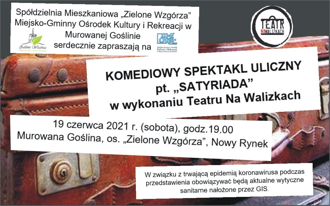 teatr na walizkach MGOKIR BANEREK